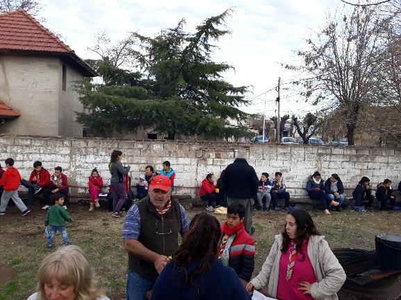 Fm Oasis 919 Mhz Salliquelo Buenos Aires El Grupo Scout